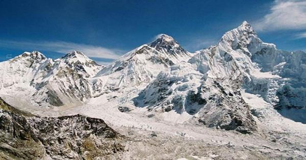 Everest Gokyo Three Passes Trek