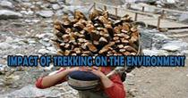 Impact Of Trekking On The Environment