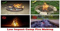 Ways To Make A Low Impact Camp Fire In Your Himalayan Treks