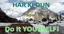 Har Ki Dun Valley Trek - Do It Yourself Guide