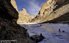 chadar the frozen river trek