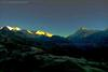day5 photo - sunrise lighting up kanchenjunbga as seen from dzongri top