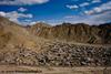 day2 photo - leh city from leh palace